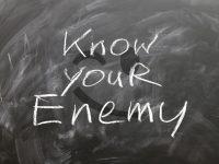 Düşmanın Defolup Gitmesi İçin Dua