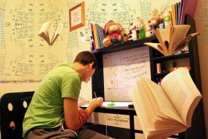 Sınava Giren Öğrencinin Arkasından Okunacak Dua