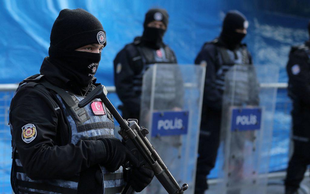 Polis Olma Şartları