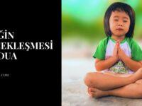 Dileğin Gerçekleşmesi İçin Dua