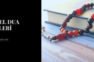 Güzel Dua Sözleri