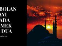 Kaybolan Eşyayı Rüyada Görmek İçin Dua