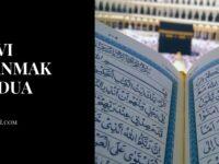 Sınavı Kazanmak İçin Dua